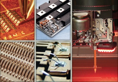 Hesse Mechatronics thin wire, heavy wire and ribbon bonding services